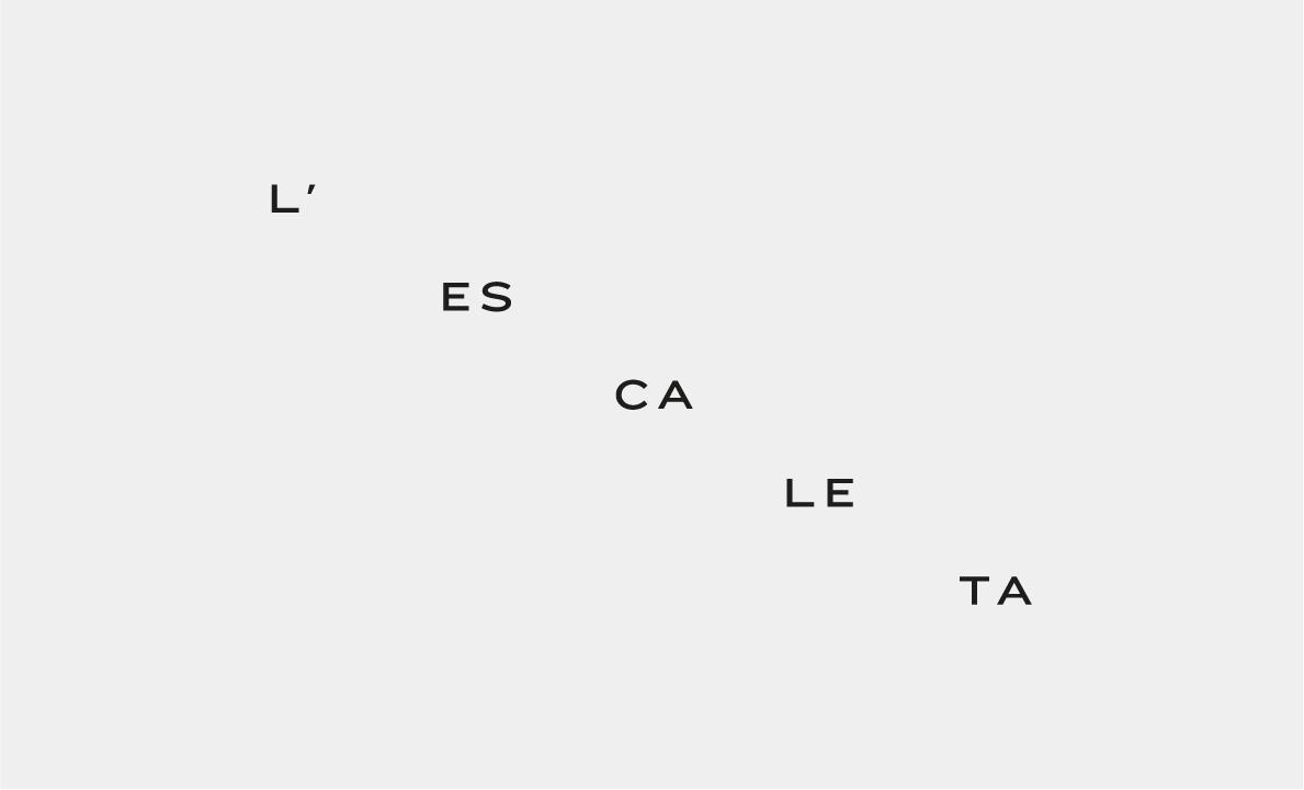 Logo L'escaleta